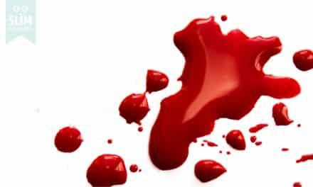 Bloedvlekken verwijderen