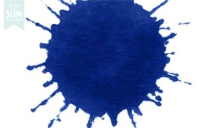 Balpenvlek of inktvlek verwijderen