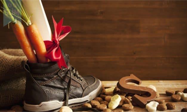 Hoe vaak mag jouw kind een schoentje zetten?
