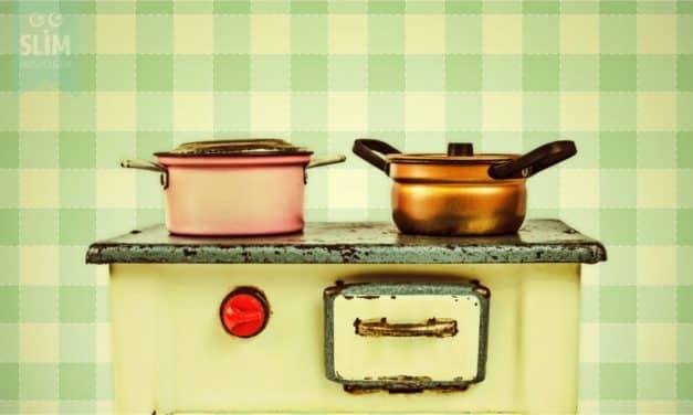 Gasfornuis of kookplaat schoonmaken