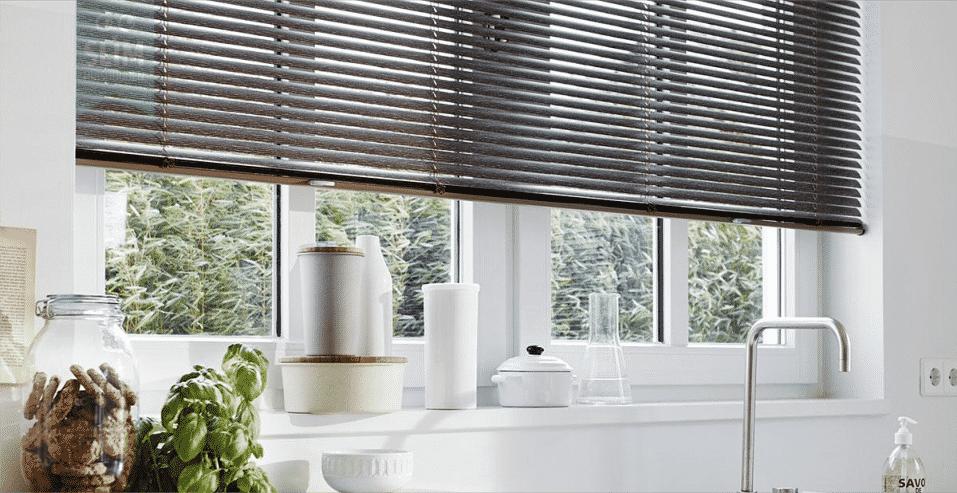 Luxaflex schoonmaken slim huishouden