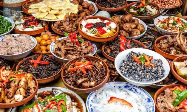 De Chinese keuken, verfijnd en veelzijdig