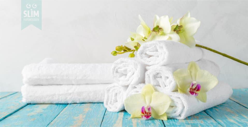handdoeken wassen, zo blijven ze lekker zacht! | slim huishouden