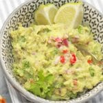 Guacamole, een lekker basisrecept