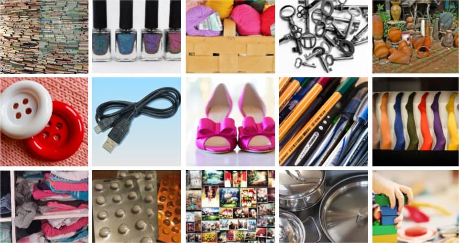 100 spullen die je zo weg kunt doen (zonder spijt!)